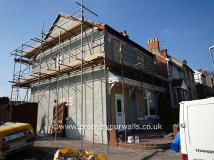 Exterior Wall Rendering Services & Repairs